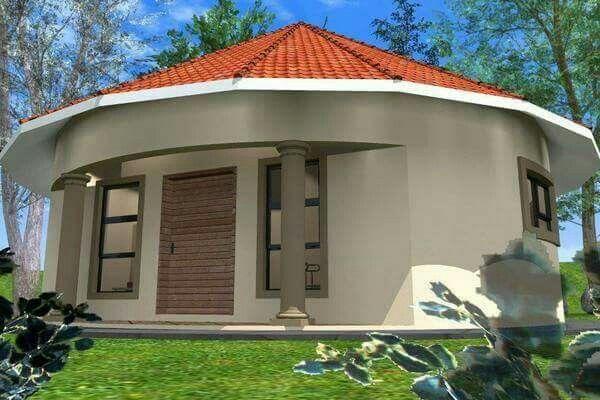 Pin By Nokwanda Mhatu On Nokwanda Single Storey House Plans House Plan Gallery Round House Plans
