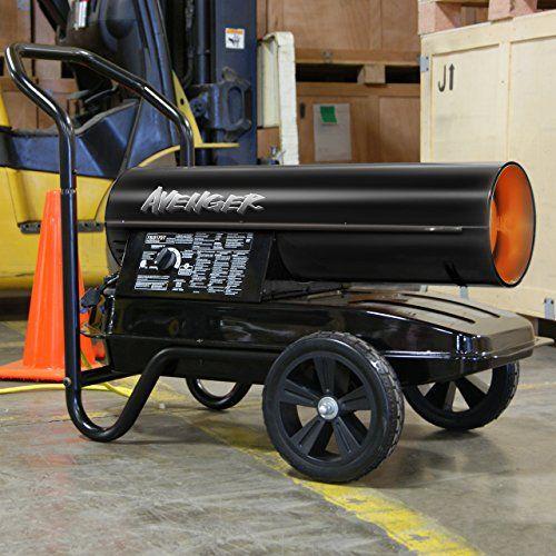 Avenger Portable Kerosene Multi Fuel Heater 175 000 Btu Model Fbd175t The Avenger Portable Kerosene Diese Wall Mounted Heater Oil Filled Radiator Kerosene