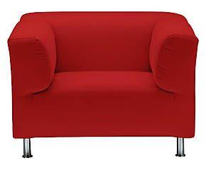 Dalani poltrona rossa bellezza classica e contemporanea studio