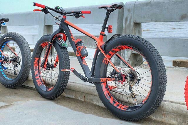 Red Is The New Black Biciklizes Bicikli