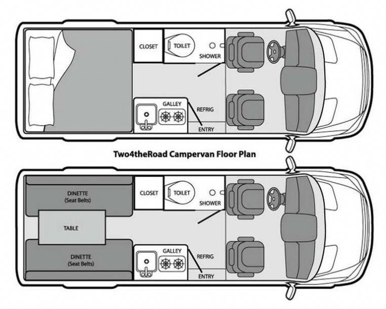 Discover More Details On Toyota Sienna Have A Look At Our Site Toyotasienna Camper Van Conversion Diy Van Conversion Layout Minivan Camper Conversion