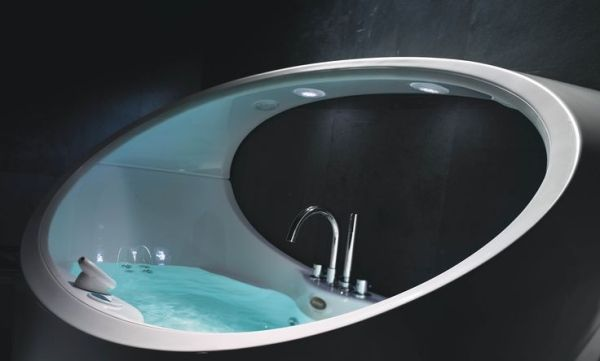 Futuristic Luxurious Bathrooms: Futuristic Bathroom, Luxury, Modern Bathroom, Futuristic