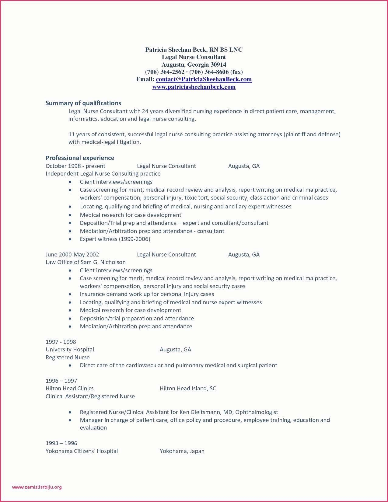 Assistant Manager Resume Sample New Case Manager Resume
