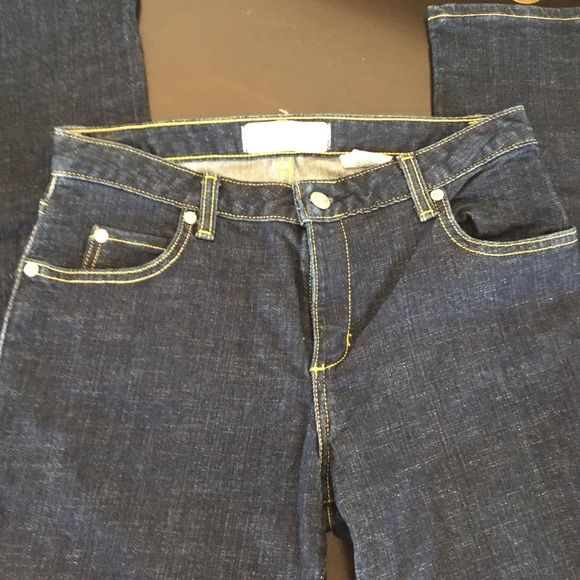 Paper denim & cloth jeans Boot cut size 30 but fits smaller 29 Paper denim and cloth Jeans Boot Cut
