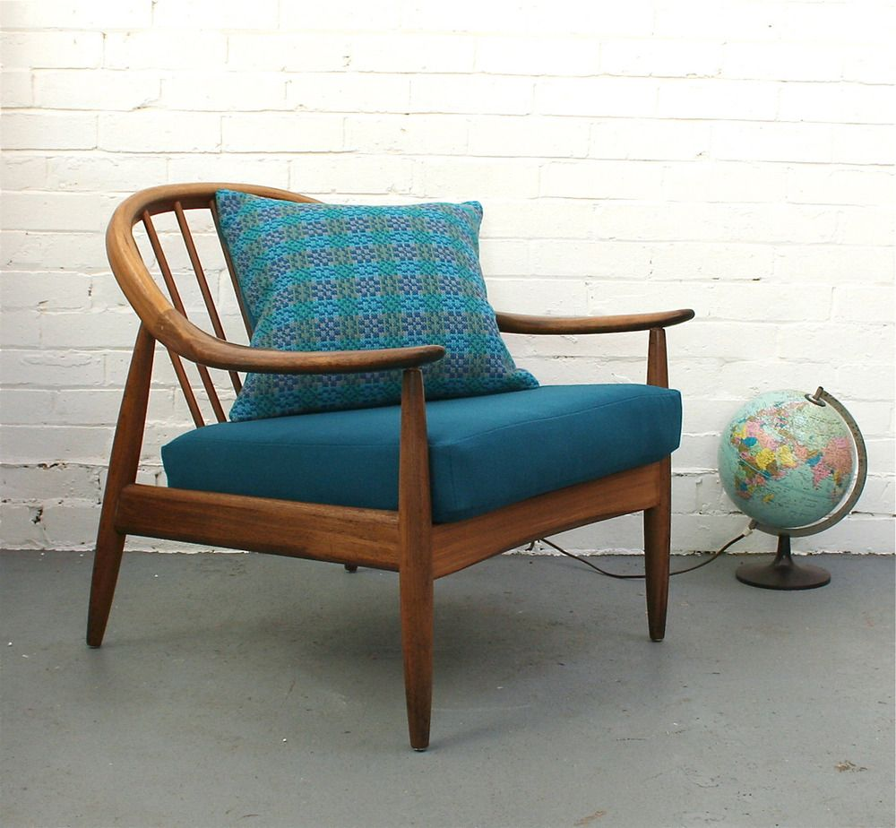 Image of Vintage Greaves \u0026 Thomas Armchair - SOLD | Home On The ...