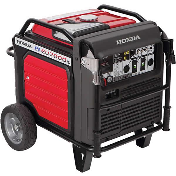 Honda Eu7000is Eu7000is 5500 Watt Electric Start Portable Inverter Generator Carb Portable Inverter Generator Honda Generator Inverter Generator