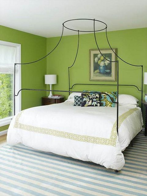 Apple Green Bedroom Ideas 2 Simple Decoration