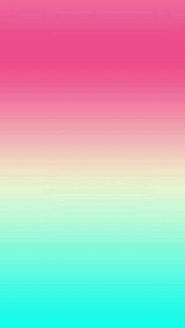 Cute Gradient Wallpaper I Created For The App CocoPPa