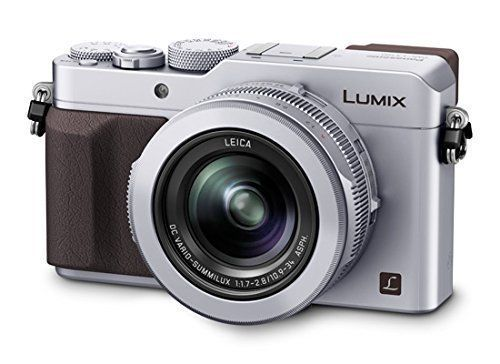 4/3-inch High-sensitivity MOS Sensor F1.7-2.8 24-75mm LEICA DC VARIO-SUMMILUX Lens 4K Video Recording Capability with 4K Photo Mode