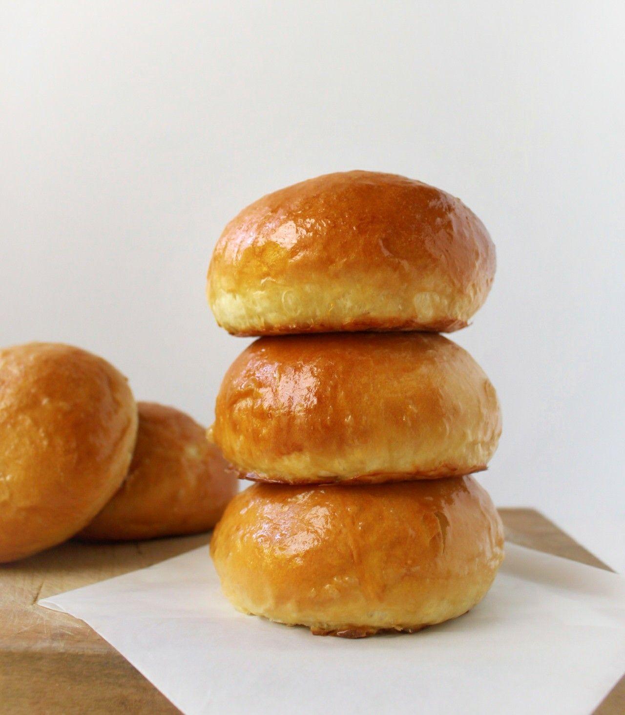 Joshua Weissman Burger Buns
