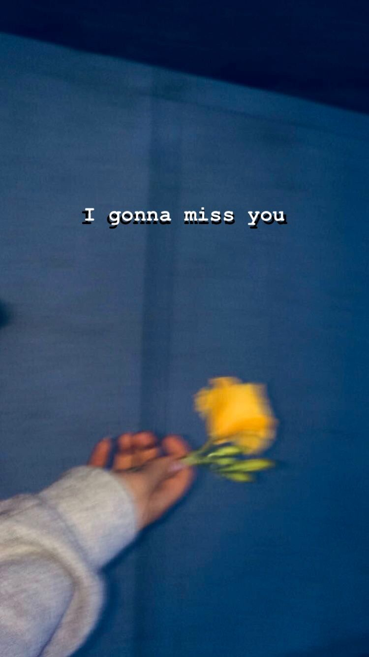Photo of {I gonna miss you}?❤️