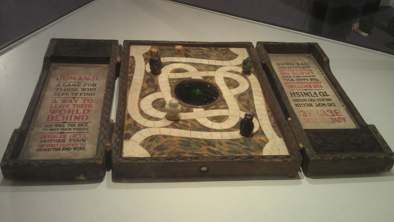 Jumanji Board Game Replica | www.pixshark.com - Images ...