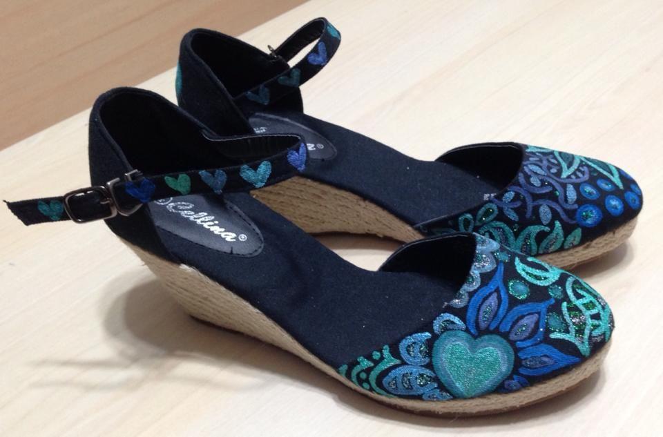 Zapatos Virgi&Molly. En Anatomía