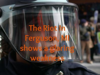The Riots Over Michael Brown's Shooting Shows Lack Of Leadership | LinkedIn
