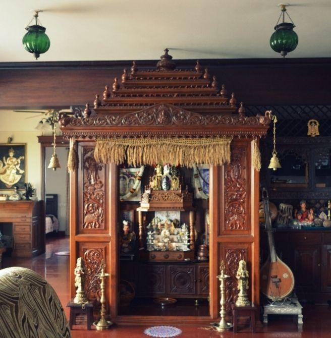 Indian Traditional Interior Design Ideas Living Rooms: South Indian Traditional Houses Design