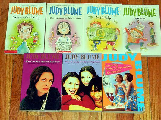 Image detail for -Judy Blume Kid AR Books Grade Level 3 4 Double Fudge   eBay
