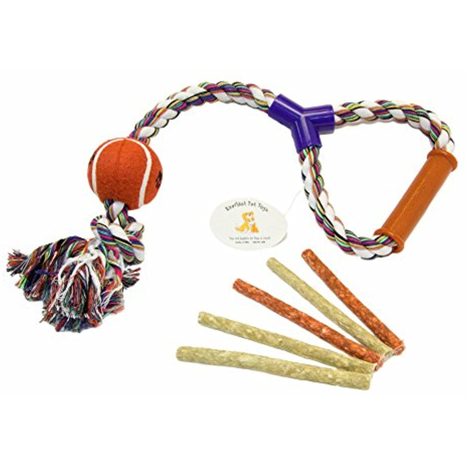 Everlast Pet Toys Best Chew Rope For Dogs