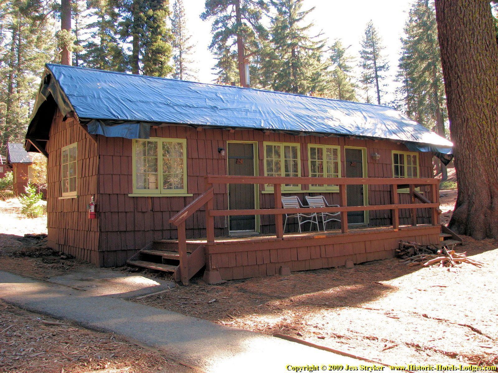 kay colette sequoia cabin in image kings cabins national park gamlin destination canyon