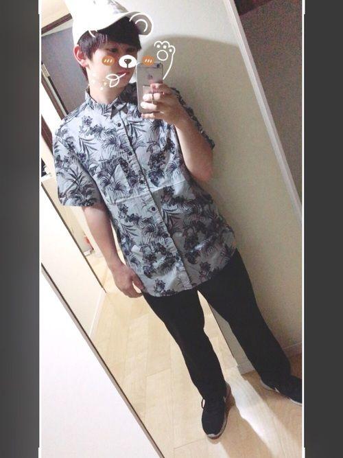 いいシャツ見つけた。