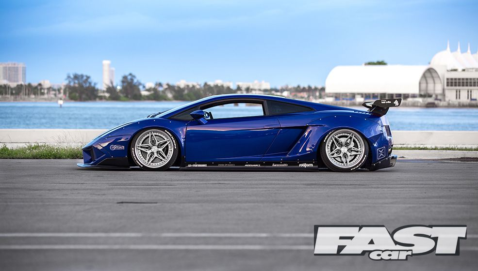 Fast 8 Lamborghini Gallardo Fate Of The Furious Fast And Furious