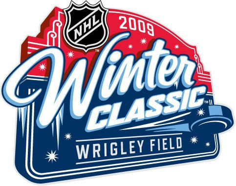 Winter Classic 2009, Wrigley Field