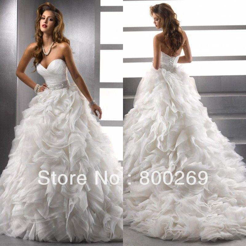 nouveau pas cher beaucoup à la mode classique chic Robe de mariée Aliexpress | Avis-Express.com Acheter en ...