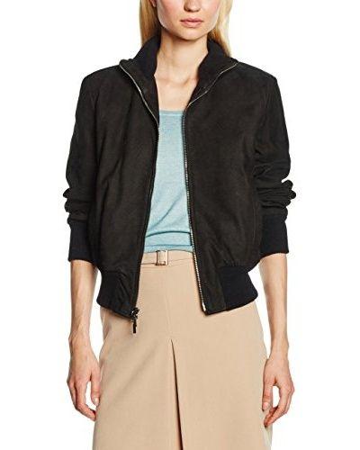 big sale c50a3 dc406 Cruciani Giacca [Nero] | Design | Jackets, Bomber jacket ...