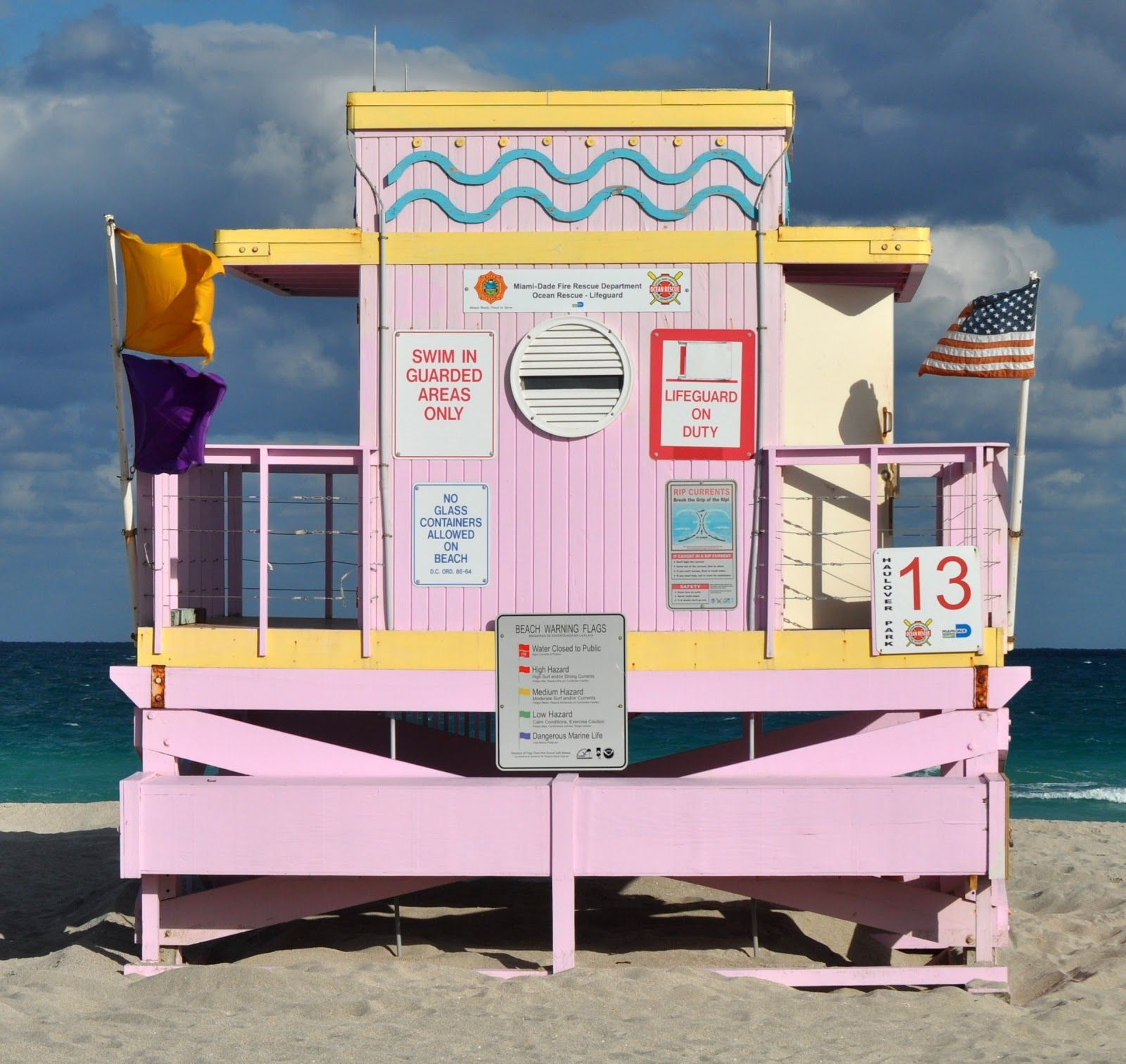 haulover beach, lifeguard shack | lifeguard stands in miami in 2019