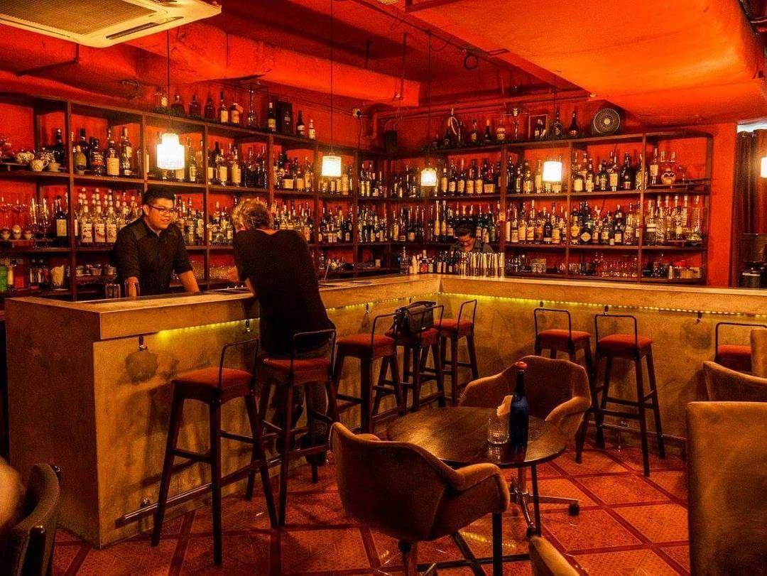 Make Me Something Unusual Bars Cocktailbar Speakeasy Malaysia Travel Asia Hiddengem Speakeasy Unusual Instagram