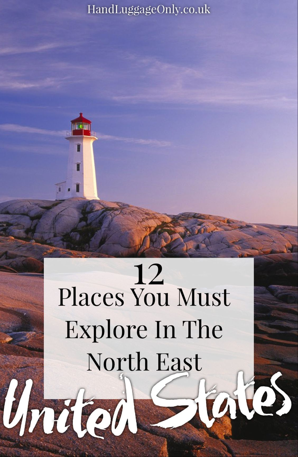 12 Beautiful Places You Must Visit In The Northeast of The USA #beautifulplaces