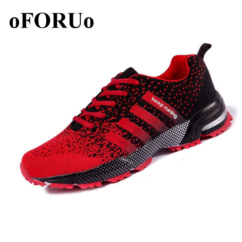 Shoes Mens Sneakers Casual Shoes Fly Weave Breathable Running Shoes Spring (Color : Black Size : 42)