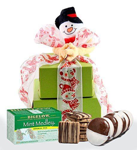 Small winter wonderland gluten free gift tower xmas gift baskets gluten free gift tower xmas gift baskets family holiday negle Gallery