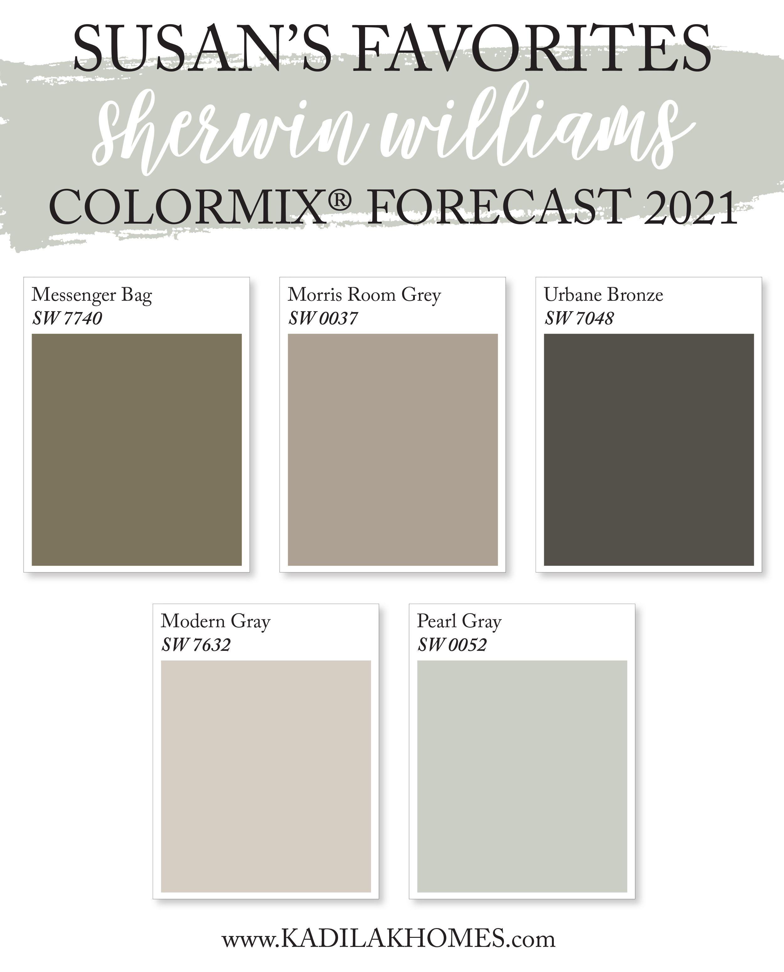 20 Sanctuary Palette by Sherwin Williams   House color palettes ...