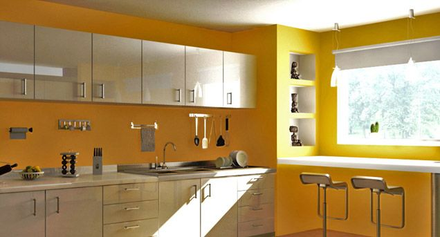 Top Kitchen Remodeling Trends For 2015 Latest 2015 Kitchen Trends Interior Design Kitchen Kitchen Interior Yellow Kitchen Decor