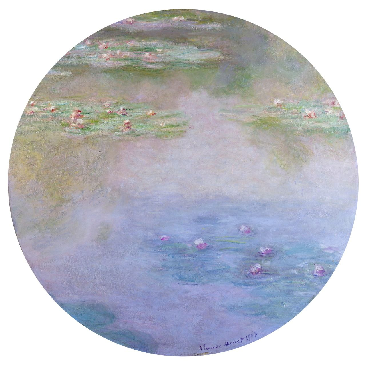 Pin by Quaintrelle Sehgal on Artist's Block | Claude monet water lilies,  Monet water lilies, Claude monet