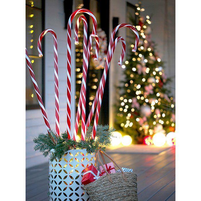 Christmas Décor For Front Porches