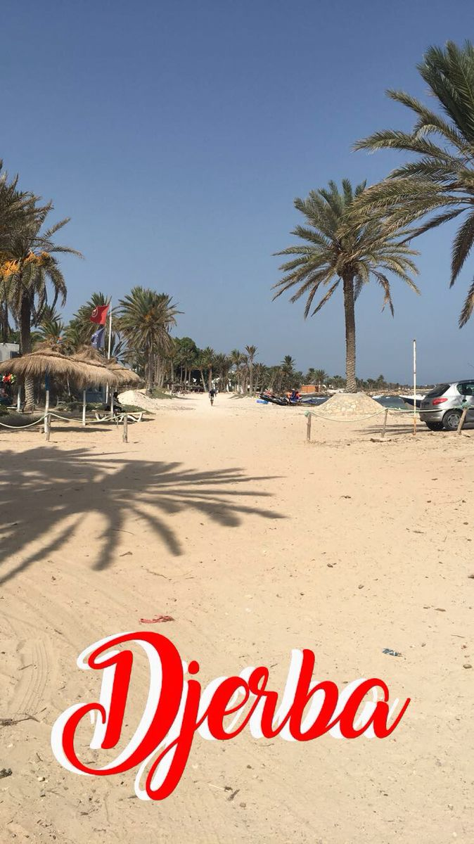 Pin by Amira on Tunisie Djerba in 2020 Field, Sports, Track