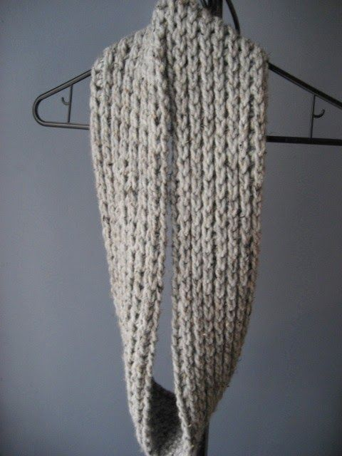 Yarning for Sanity: Eternal Winter Infinity Scarf - Free crochet ...