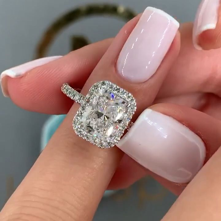 18k White Rose Gold Diamond Er13675m6t84jj In 2019 Liked