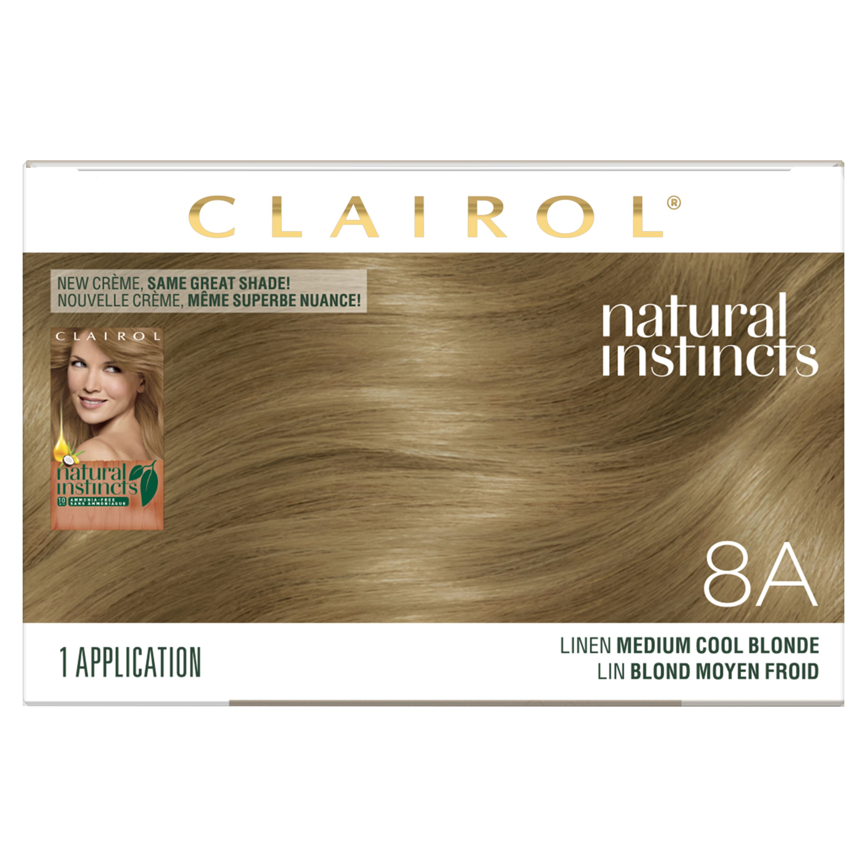 Clairol Natural Instincts Hair Color 5bz Medium Bronze Brown Ad Instincts Sponsored H Clairol Natural Instincts Clairol Natural Non Permanent Hair Color