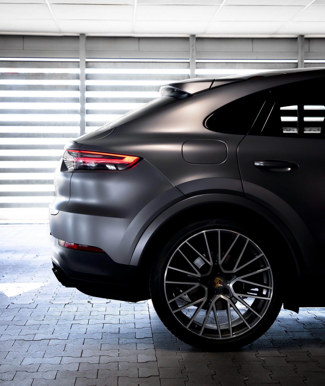 Dark Grey Macan Dark Grey Grey New Porsche