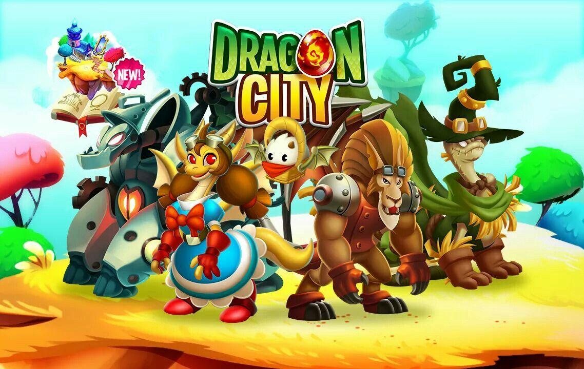Summer Island In Dragon City Dragon City City Hacks Dragon City Game