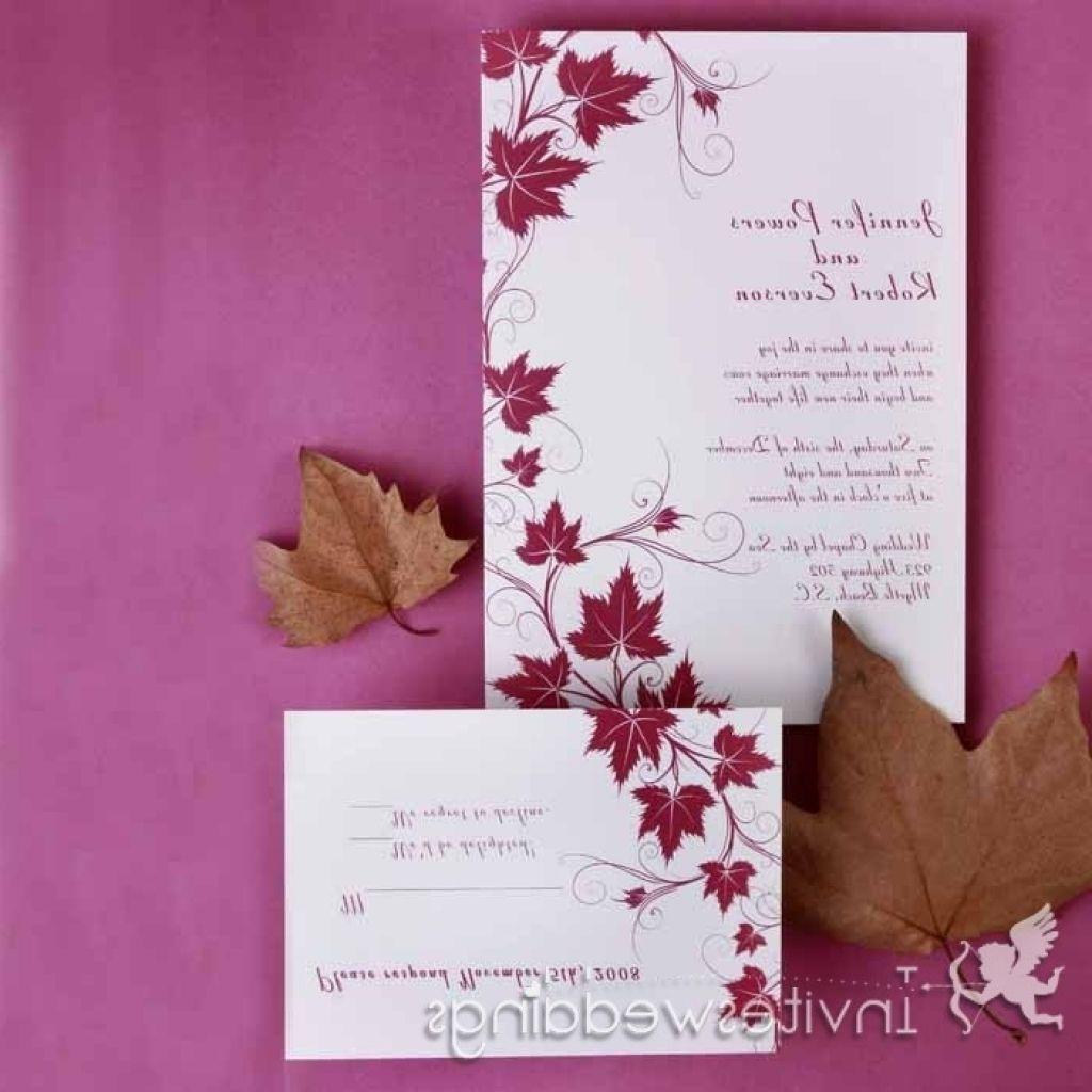 Wedding Invitations Online Ordering