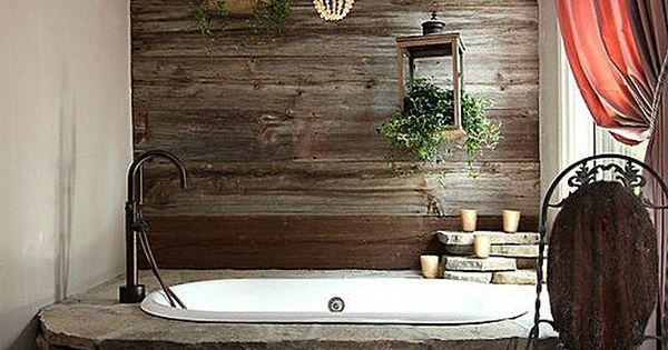 20 Rustic Bathroom Designs 18