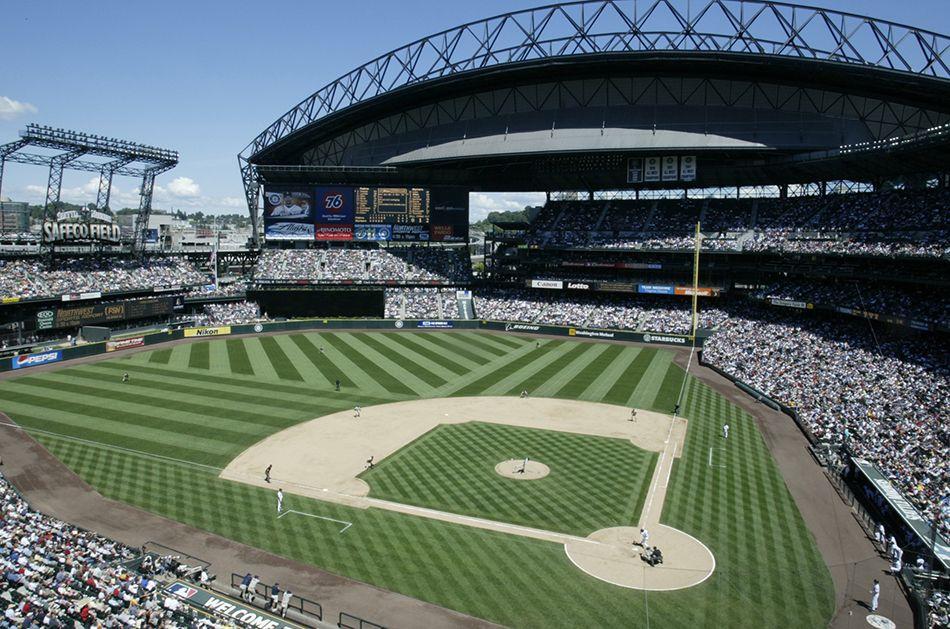 Top 10 Most Expensive Baseball Stadiums Ever Built In The World Safeco Field Baseball Stadium Baseball Park