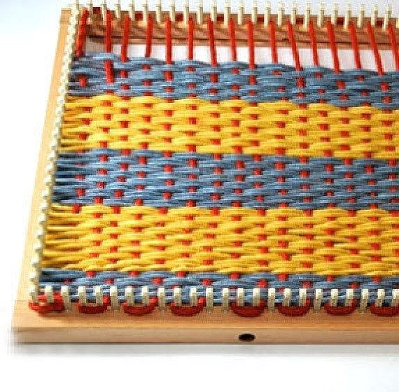 KB 28 Authentic Knitting Board Loom Peg by ...