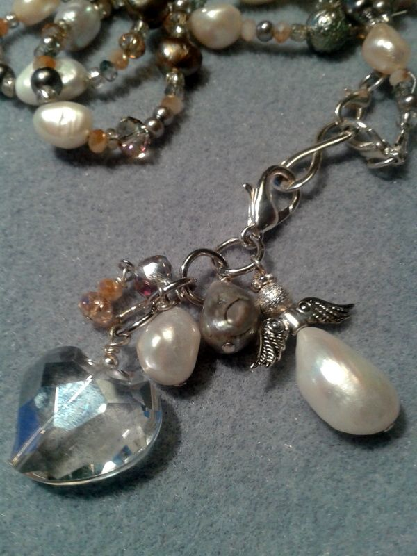 """Necklace """"M special edition 2014"""""""