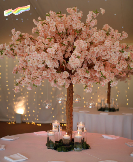 Source Artificial White Cherry Blossom Tree Small Wedding
