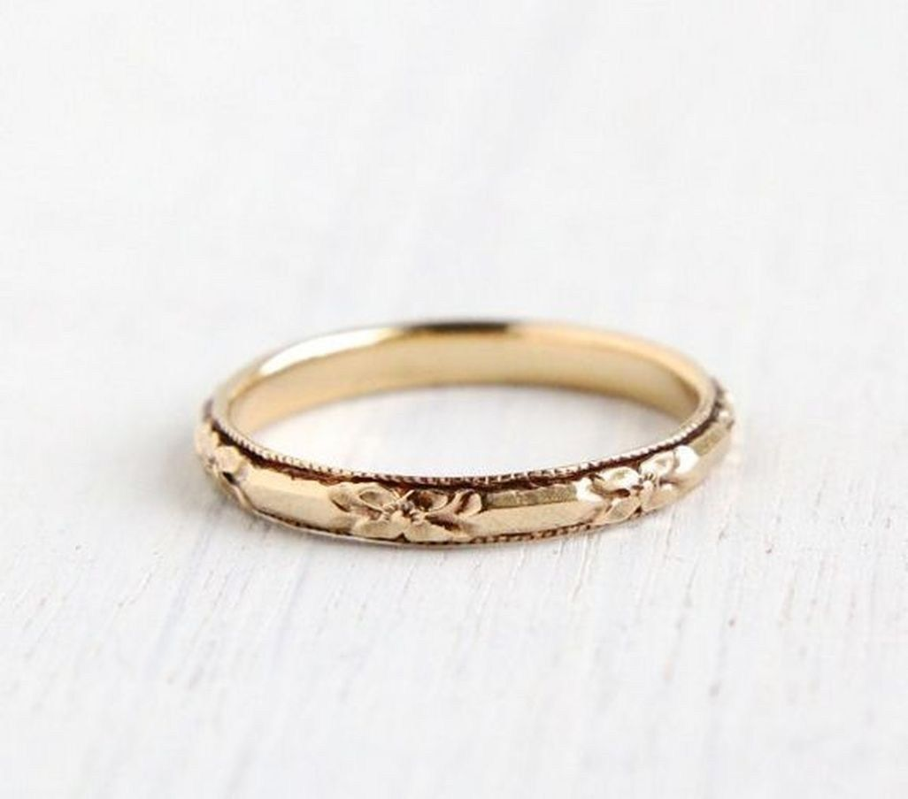 simple vintage engagement rings for your inspiration jewelry