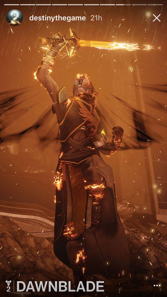 D2 Dawnblade
